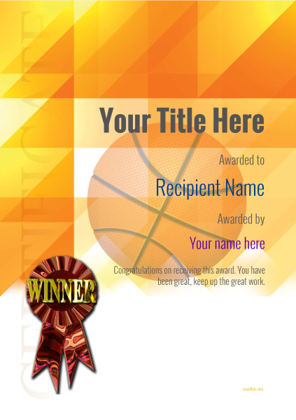 certificate-template-basketball-modern-2dwrr Image