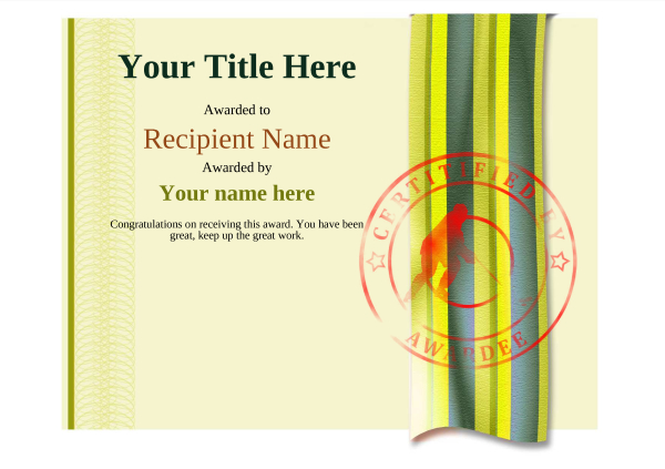 certificate-template-ice-hockey-modern-4yisr Image