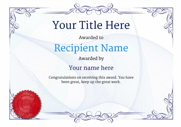 certificate-template-ice-skating-classic-2bisr Image