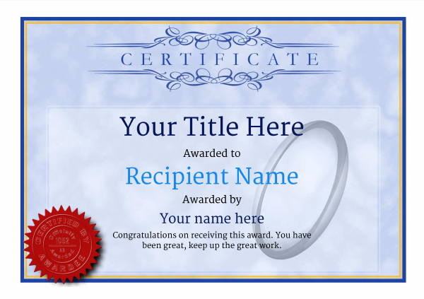 certificate-template-rugby-classic-1bcsr Image