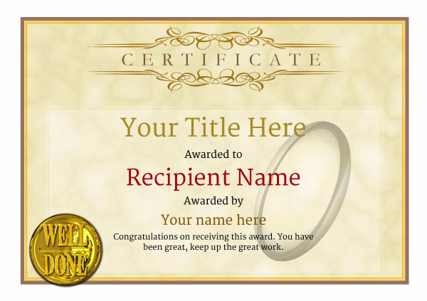 certificate-template-rugby-classic-1ywnn Image