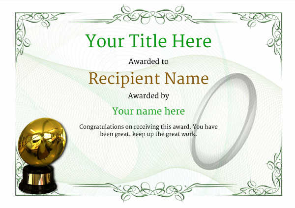 certificate-template-rugby-classic-2grbg Image