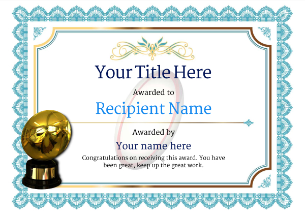 certificate-template-rugby-classic-3brbg Image