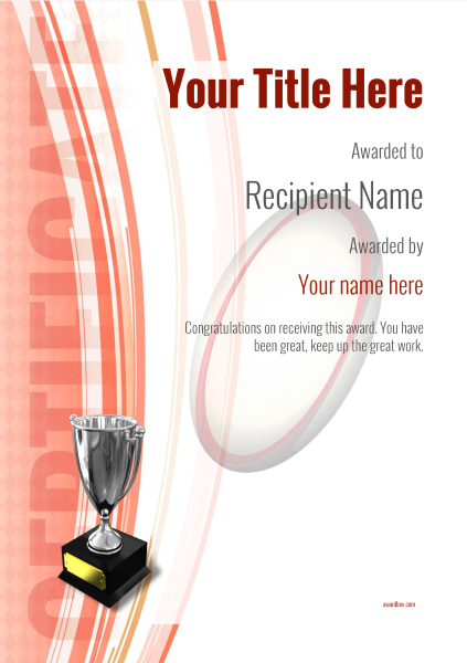 certificate-template-rugby-modern-1rt5s Image