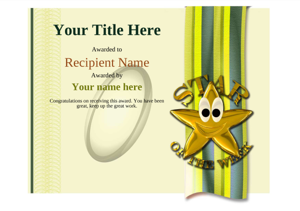 certificate-template-rugby-modern-4ysnn Image