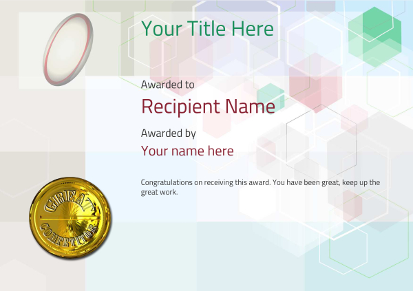 certificate-template-rugby-modern-5dcmg Image