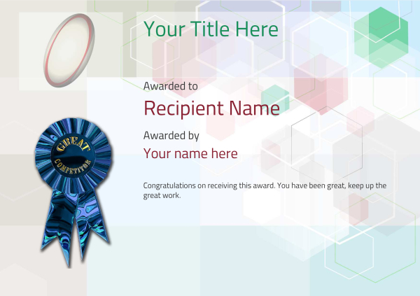 certificate-template-rugby-modern-5dcrg Image
