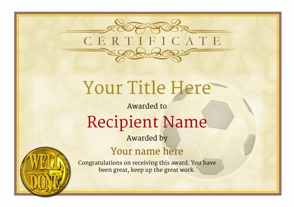 certificate-template-soccer-classic-1ywnn Image