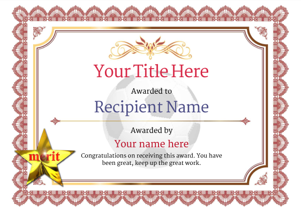 certificate-template-soccer-classic-3rmsn Image