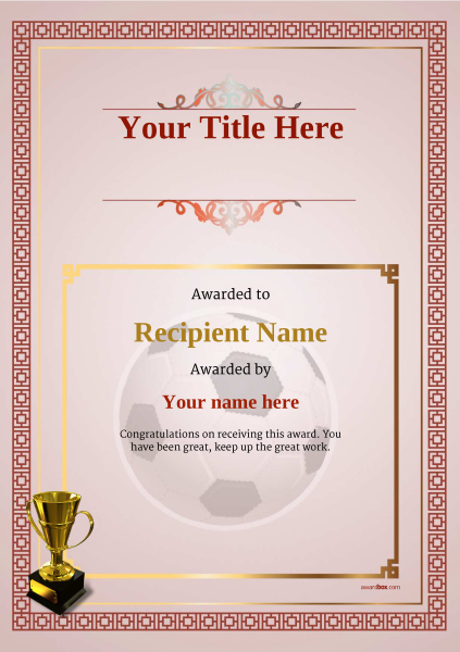 certificate-template-soccer-classic-5rt4g Image