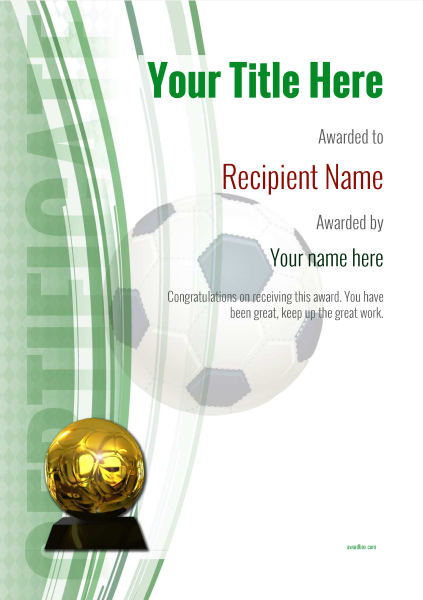 certificate-template-soccer-modern-1gfng Image