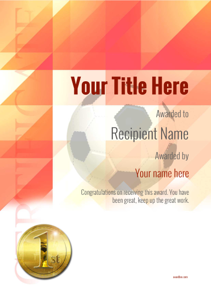 certificate-template-soccer-modern-2r1mg Image