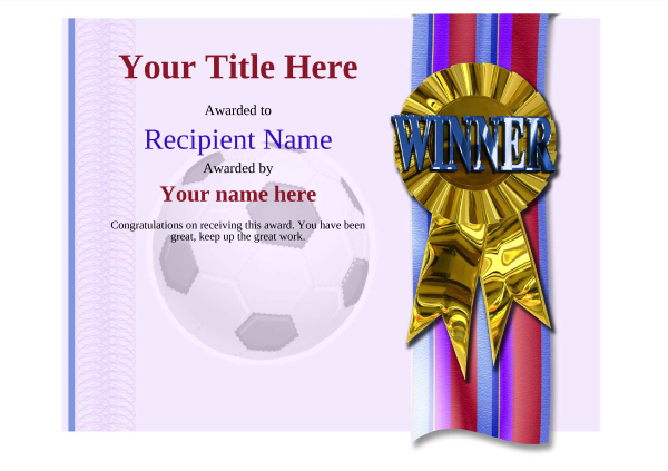 certificate-template-soccer-modern-4dwrg Image