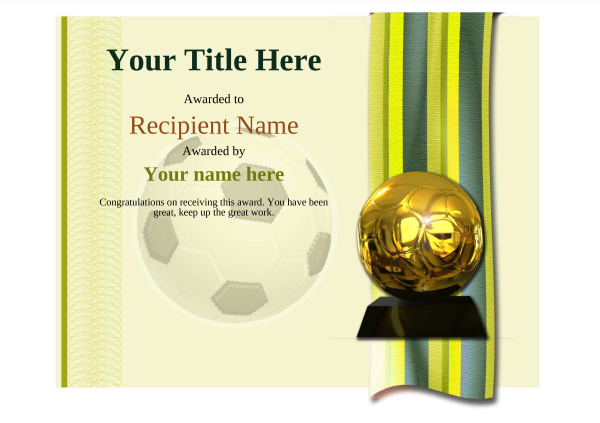 certificate-template-soccer-modern-4yfng Image