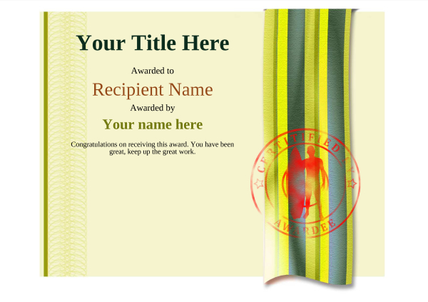 certificate-template-surfing-modern-4yssr Image