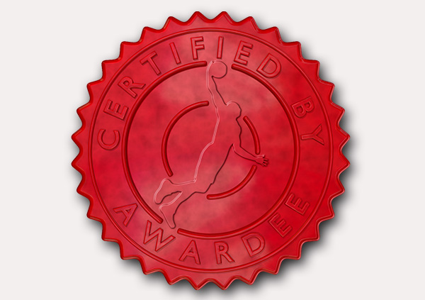 certificate-template-basketball-modern-5-grey-dbsr Image