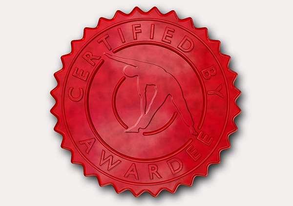 certificate-template-fitness-modern-3-grey-gfsr Image