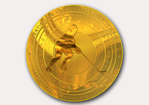 certificate-template-ice-hockey-classic-1-grey-bimg Image