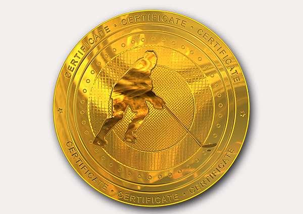 certificate-template-ice-hockey-classic-3-grey-bimg Image
