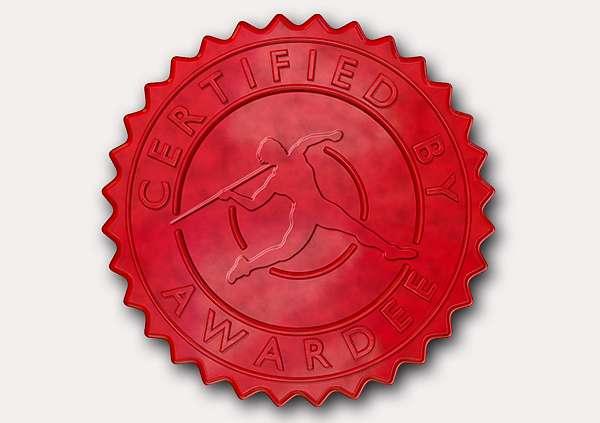 certificate-template-javelin-classic-2-grey-bjsr Image