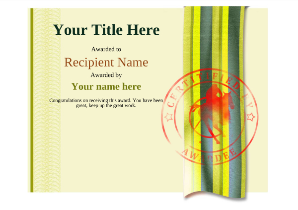 certificate-template-polo-modern-4ypsr Image