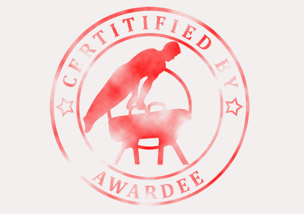 certificate-template-pommel-classic-5-grey-bpsr Image