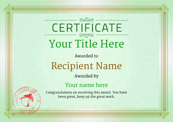 certificate-template-pool-snooker-classic-4gpsr Image