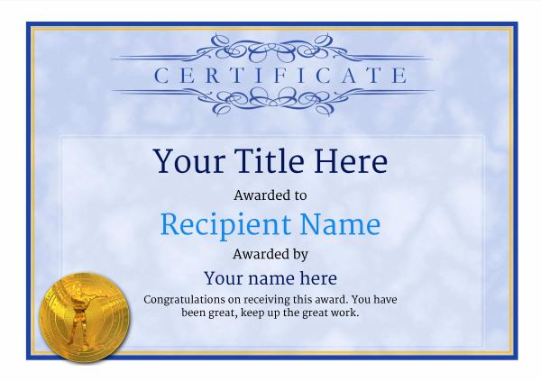 certificate-template-rifle-shooting-classic-1brmg Image