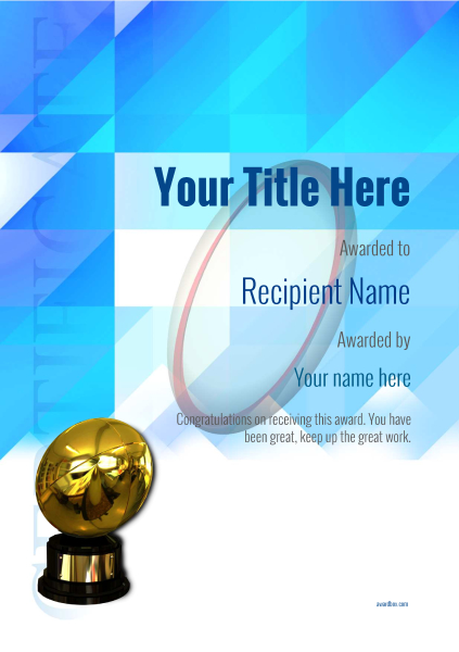 certificate-template-rugby-modern-2brbg Image
