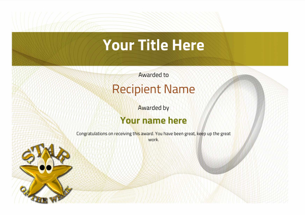 certificate-template-rugby-modern-3ysnn Image
