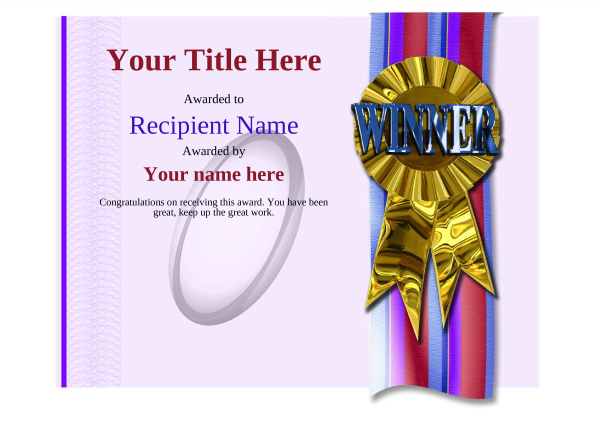 certificate-template-rugby-modern-4dwrg Image