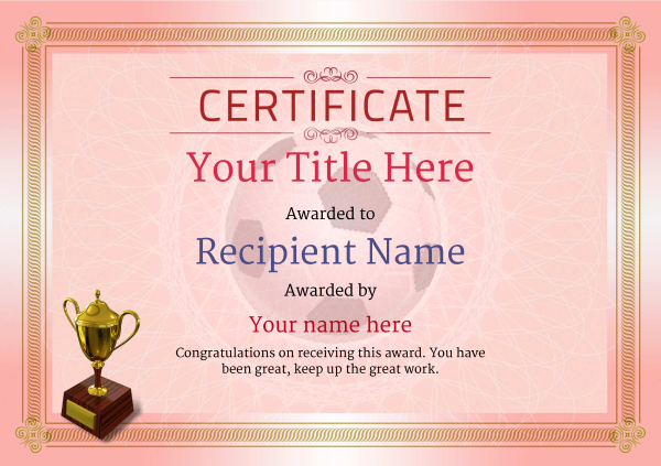 certificate-template-soccer-classic-4rt3g Image
