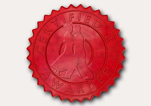 certificate-template-tango-modern-5-grey-dtsr Image