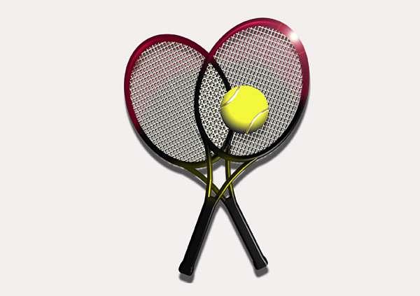 certificate-template-tennis-classic-2-grey-dtrn Image