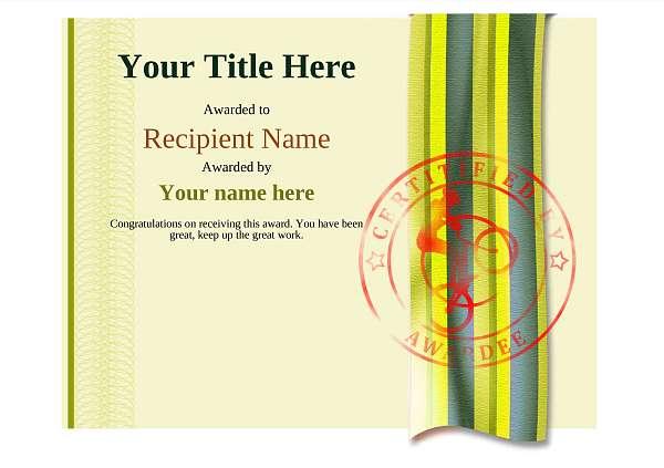 certificate-template-trail-biking-modern-4ytsr Image