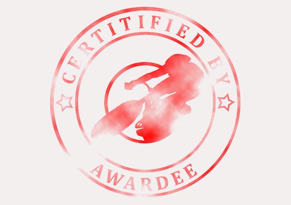 certificate-template-velodrome-classic-5-grey-bvsr Image