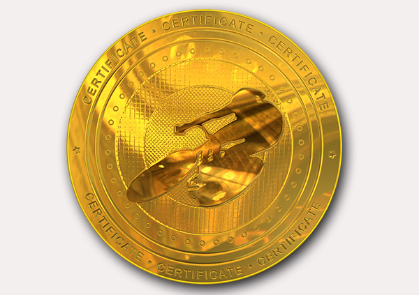 certificate-template-velodrome-modern-1-grey-gvmg Image