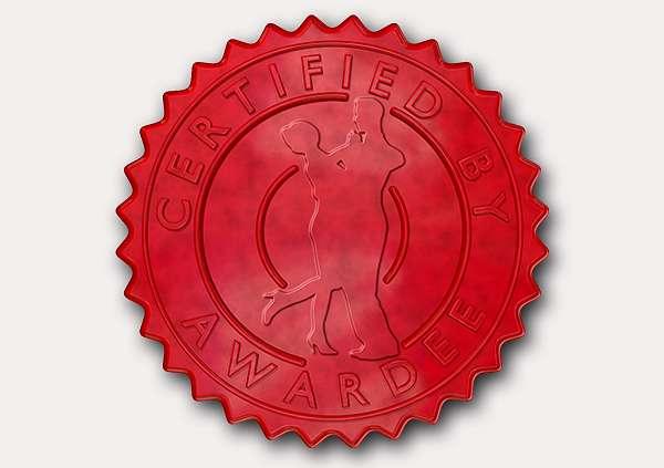 certificate-template-waltz-modern-3-grey-gwsr Image