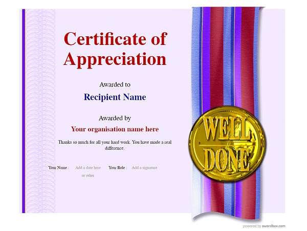 appreciation certificate modern4-default