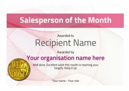 modern3-red_salesperson-welldone Image